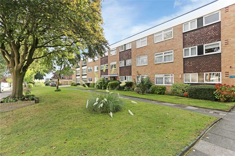 2 Bedrooms Flat for sale in Osborne Court, Park View Road, Ealing, W5