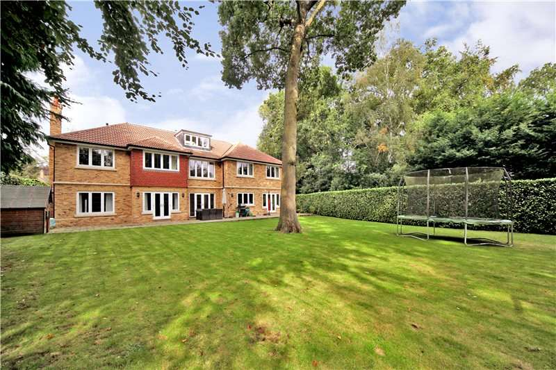 6 Bedrooms Detached House for sale in Greenways Drive, Sunningdale, Berkshire, SL5