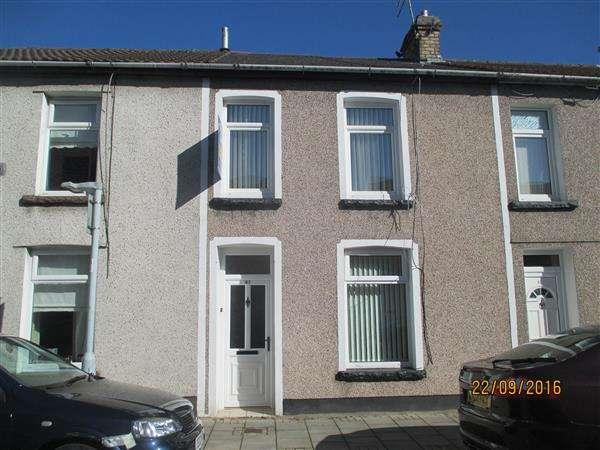 2 Bedrooms Terraced House for sale in East Street, Trallwyn, Pontypridd