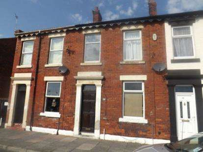 2 Bedrooms Terraced House for sale in Enfield Road, Blackpool, Lancashire, FY1