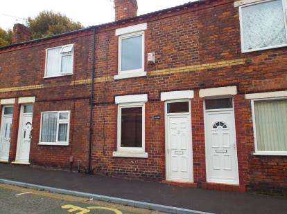 2 Bedrooms Terraced House for sale in Sydney Street, Weston Point, Runcorn, Cheshire, WA7