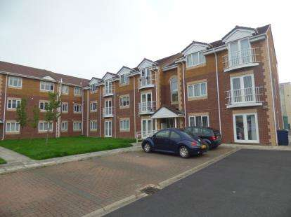 2 Bedrooms Flat for sale in The Quays, Burscough, Ormskirk, Lancashire, L40