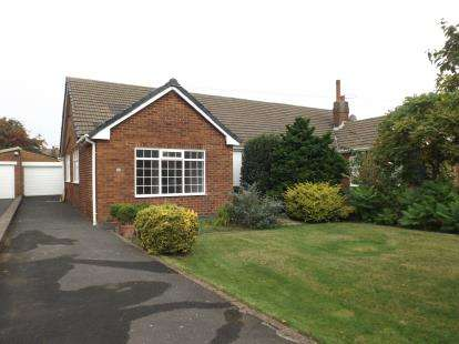 2 Bedrooms Bungalow for sale in Scarborough Road, Lytham St Annes, Lancashire, FY8