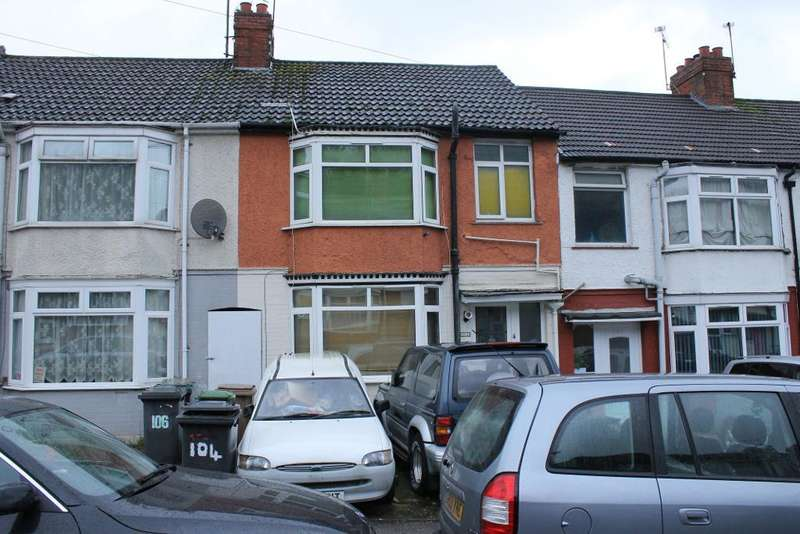 3 Bedrooms Terraced House for sale in Runley Road, Luton, LU1 1UA