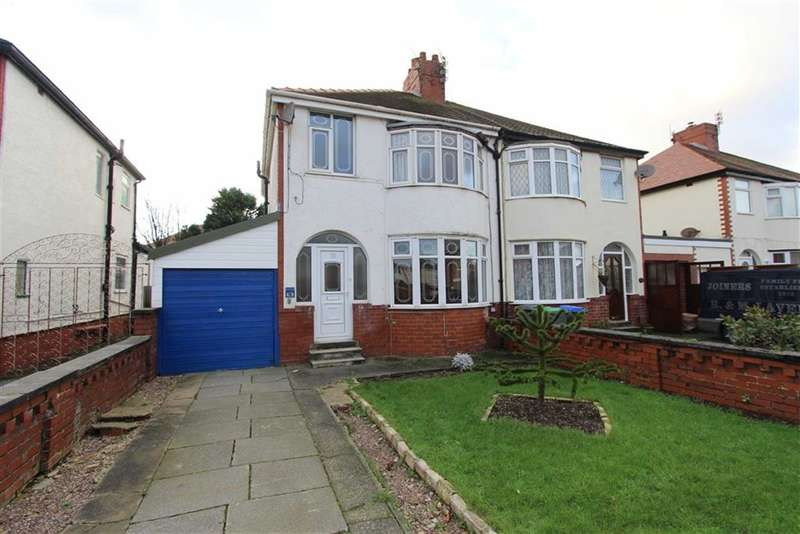 3 Bedrooms Property for sale in Wetherby Avenue, Blackpool