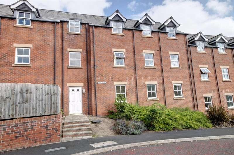 2 Bedrooms Flat for sale in Archers Court, Crossgate Moor, Durham, DH1