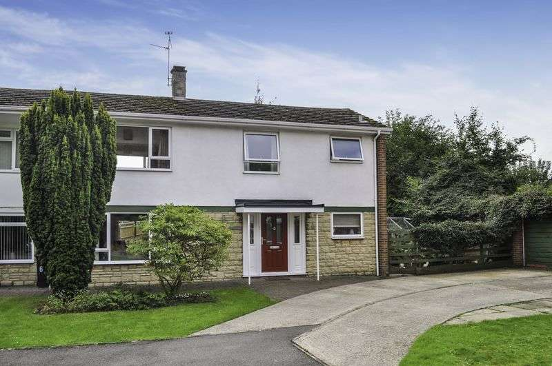 3 Bedrooms Semi Detached House for sale in Howard Cornish Road, Marcham