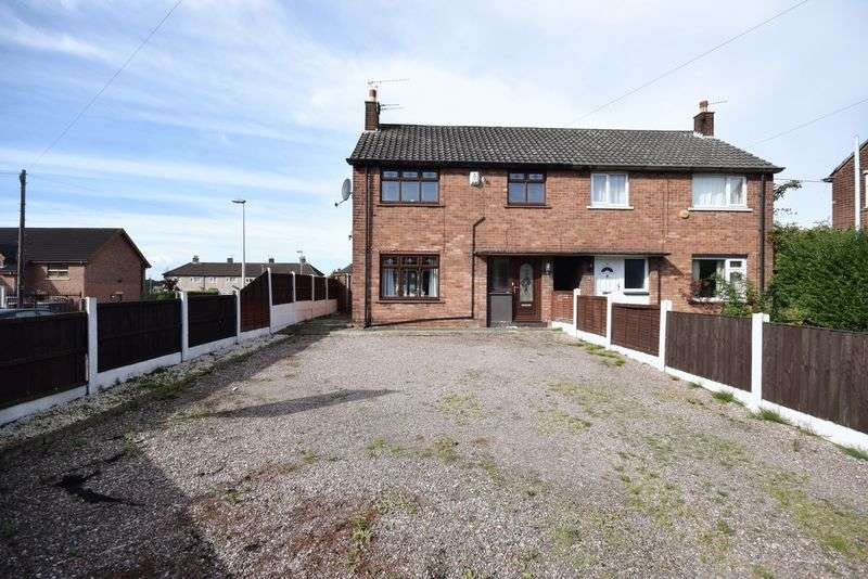 2 Bedrooms Semi Detached House for sale in Northway, Widnes