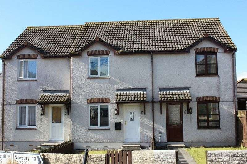 2 Bedrooms Terraced House for sale in Robartes Court, St. Austell