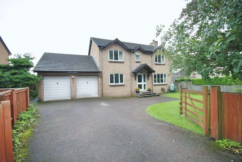 4 Bedrooms Detached House for sale in MILE END, NR. COLEFORD, GLOUCESTERSHIRE - Please call 01594 835751