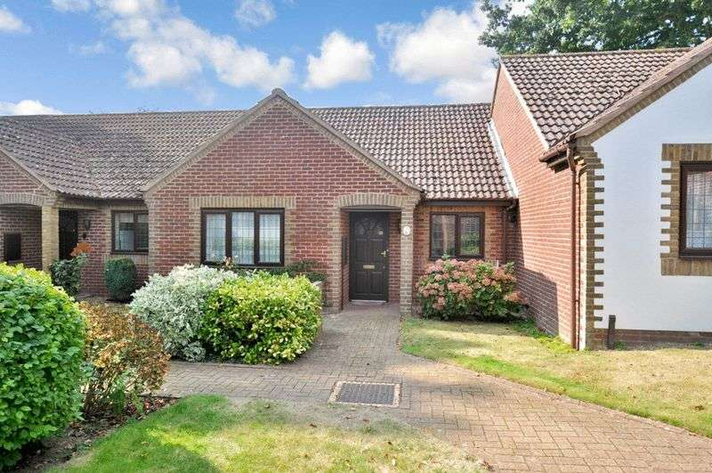 2 Bedrooms Retirement Property for sale in Matterdale Gardens, Maidstone, ME16 9HW