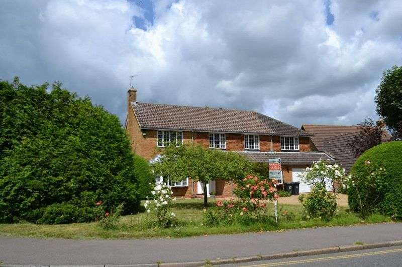 4 Bedrooms Detached House for sale in Yardley Park Road, Tonbridge