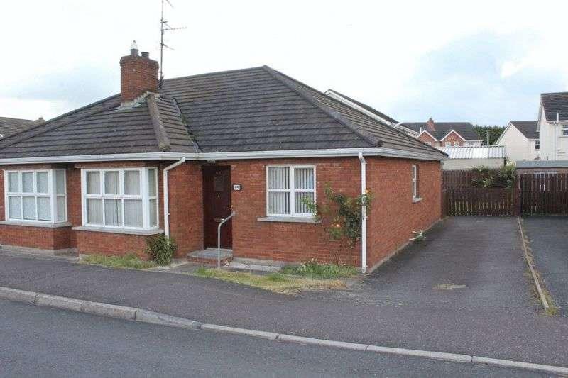 2 Bedrooms Semi Detached House for sale in 55 Keelmount Grange, Portadown, BT62 1UE