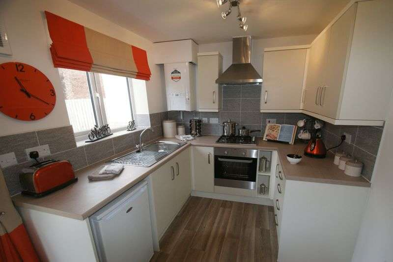 3 Bedrooms Semi Detached House for sale in Plot 13 Peel Court, Bootle