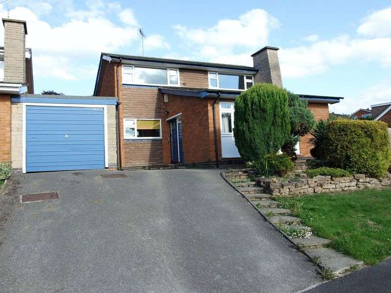 4 Bedrooms Detached House for sale in Valley Road, Loughborough