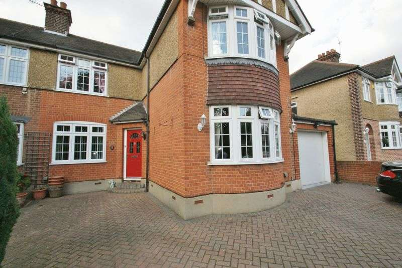 5 Bedrooms Semi Detached House for sale in Ward Avenue, Grays