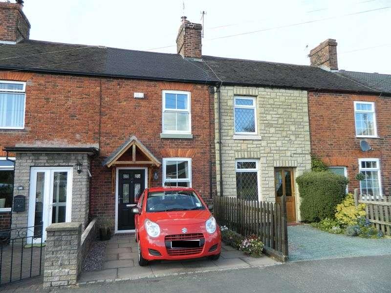 2 Bedrooms Terraced House for sale in Heath Road, Sandbach