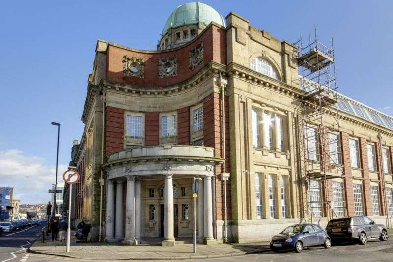 1 Bedroom Flat for sale in Clarence Place, Newport
