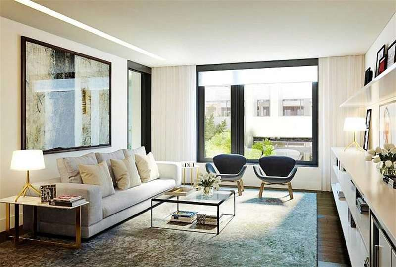 1 Bedroom Property for sale in Rathbone Square, Fitzrovia, London
