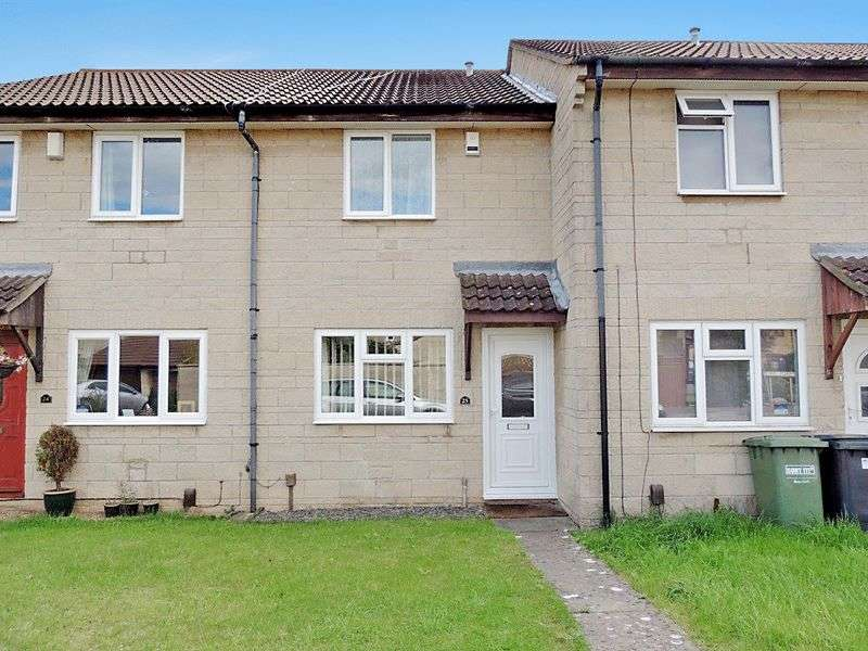 2 Bedrooms Terraced House for sale in Princes Court, Longwell Green, Bristol