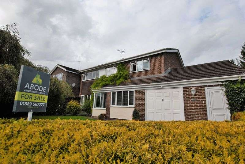 4 Bedrooms Detached House for sale in Park Crescent, Doveridge