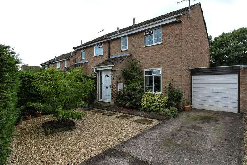3 Bedrooms Semi Detached House for sale in Yeoward Road, Clevedon