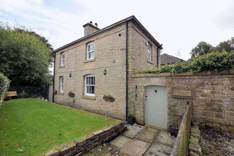 3 Bedrooms Detached House for sale in Sharples Hall Cottage, Sharples Hall Drive, Sharples, Bolton