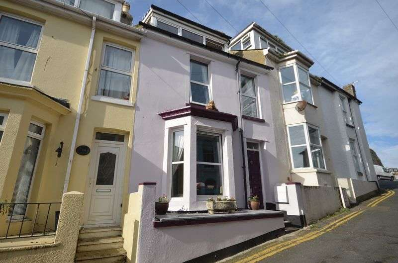 3 Bedrooms Terraced House for sale in North Furzeham Road, Brixham