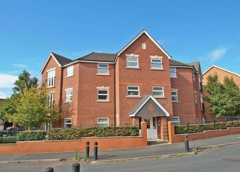 2 Bedrooms Flat for sale in Railway Walk, Breme Park, Bromsgrove