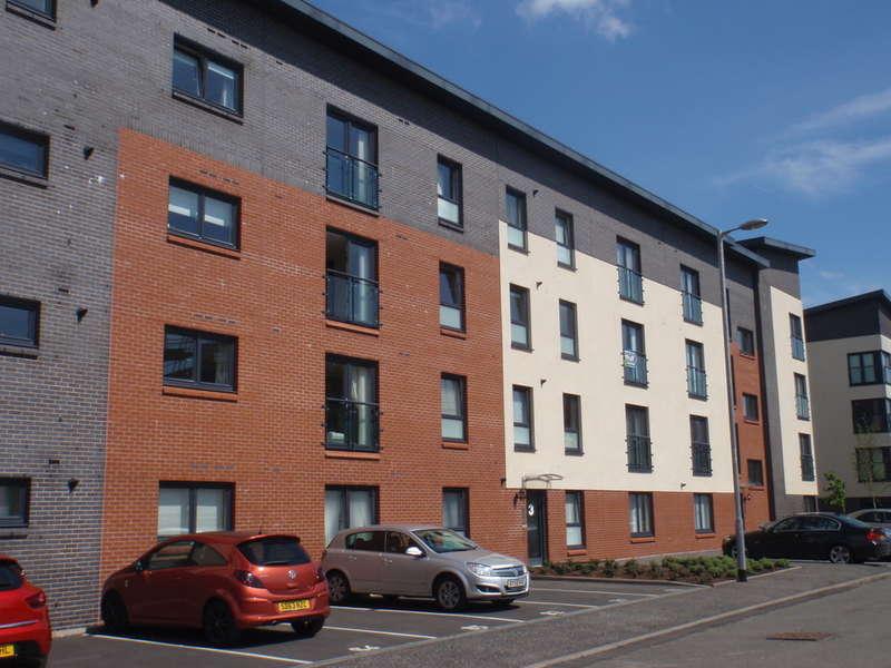 1 Bedroom Apartment Flat for sale in Cardon Square, Renfrew