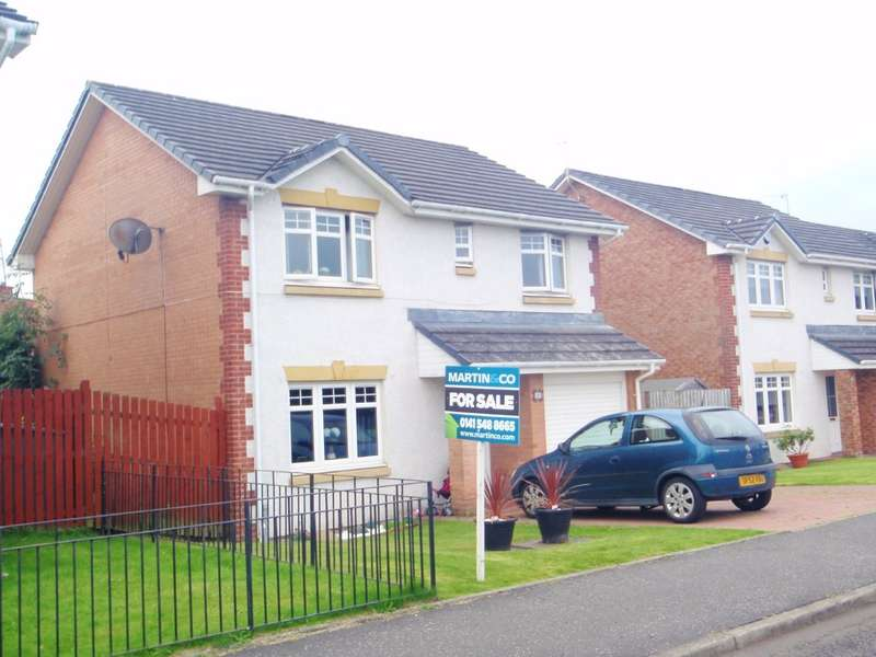 4 Bedrooms Detached House for sale in Arkleston Drive, Paisley