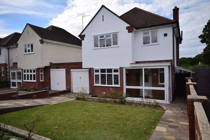 3 Bedrooms Detached House for sale in grange meadow, banstead, Surrey, SM7