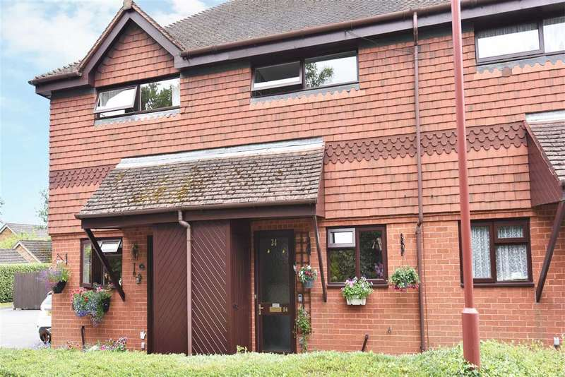 2 Bedrooms Terraced House for sale in THE CHESTNUTS, LOCKS HEATH