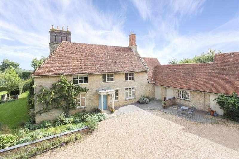 6 Bedrooms Detached House for sale in Wicken Road, Deanshanger, Milton Keynes, Northamptonshire, MK19