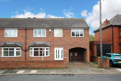 3 Bedrooms Semi Detached House for sale in Oakwood Road, Balby, Doncaster