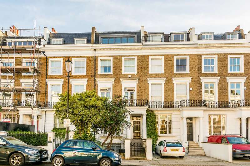 3 Bedrooms Flat for sale in Ledbury Road, Notting Hill, W11
