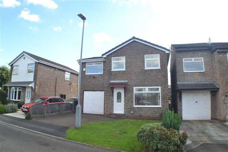 4 Bedrooms Property for sale in Lindisfarne Road, Ashton-under-lyne, Lancashire, OL7
