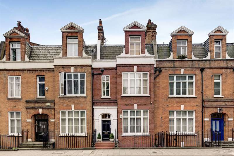 3 Bedrooms Terraced House for sale in Pimlico Road, London, SW1W