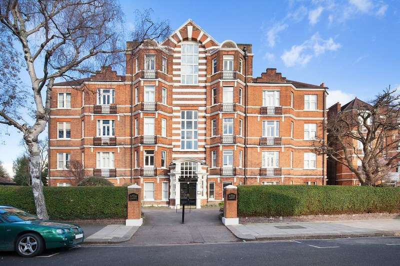 2 Bedrooms Apartment Flat for sale in Ranelagh Gardens, Chiswick W6