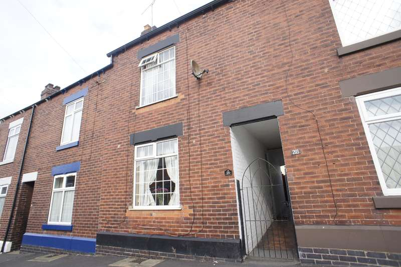 4 Bedrooms Terraced House for sale in 291 Woodseats Road, Woodseats, Sheffield, S8 0PP