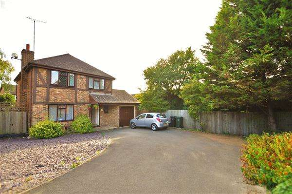 4 Bedrooms Detached House for sale in Maidstone ME14
