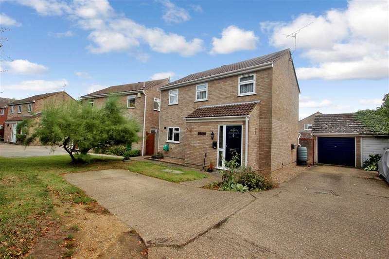 3 Bedrooms Detached House for sale in Warren Lane, Stanway, Colchester