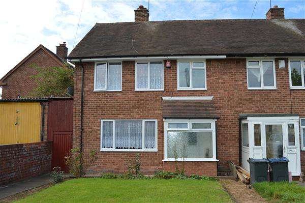 3 Bedrooms Semi Detached House for sale in Milstead Road, Sheldon, Birmingham