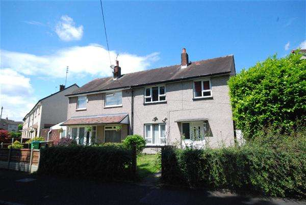 3 Bedrooms Semi Detached House for sale in Thirlmere Road, Rochdale