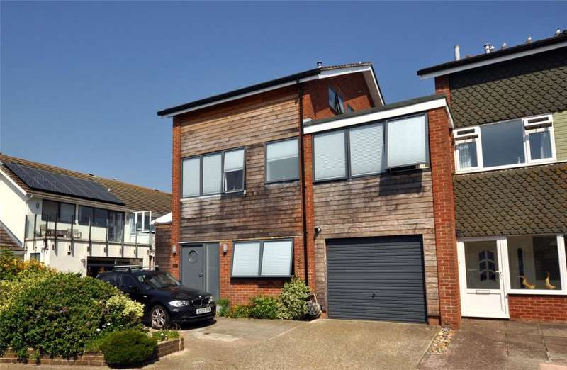 4 Bedrooms End Of Terrace House for sale in King Street, Emsworth, Hampshire, PO10