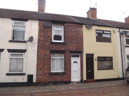 3 Bedrooms Terraced House for sale in Institute Street, Stanton Hill, Sutton-In-Ashfield