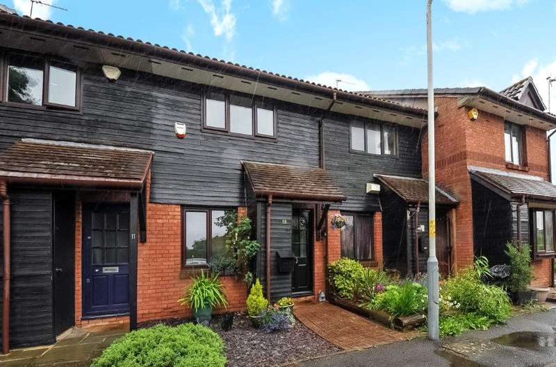 2 Bedrooms Terraced House for sale in Allonby Drive, Ruislip, Middlesex, HA4