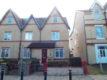 2 Bedrooms Terraced House for sale in Greenfield Road, Colwyn Bay, Conwy, LL29