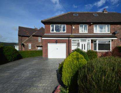 4 Bedrooms Semi Detached House for sale in Monteney Road, Sheffield, South Yorkshire