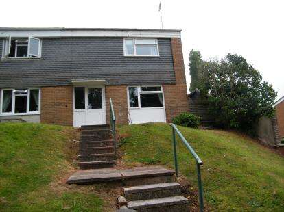 2 Bedrooms Semi Detached House for sale in Torquay, Devon